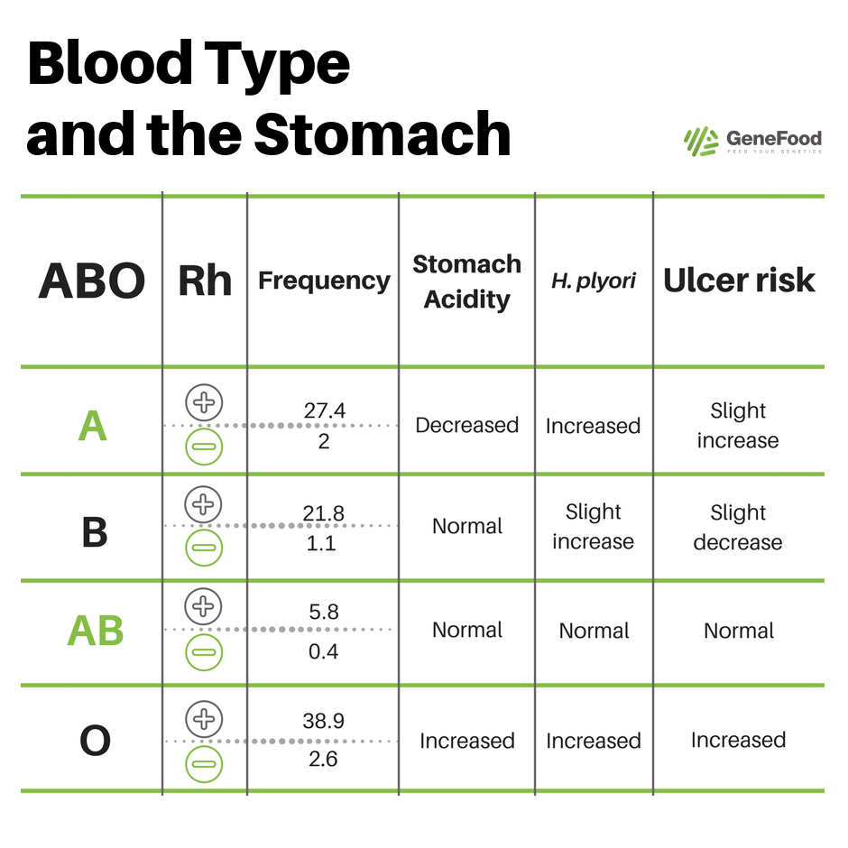 The Blood Type Diet Under the Spotlight