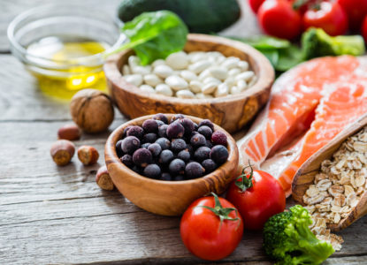 Food that plays a role in nutrigenomics